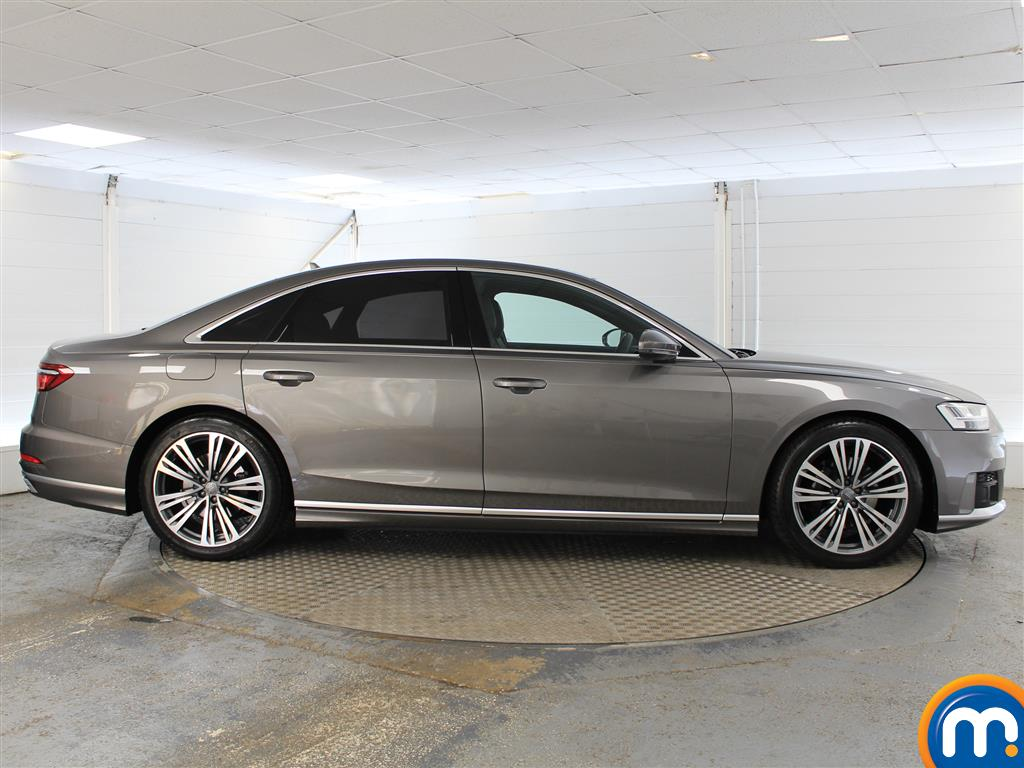 Audi A8 S Line Automatic Diesel Saloon - Stock Number (999307) - Drivers side