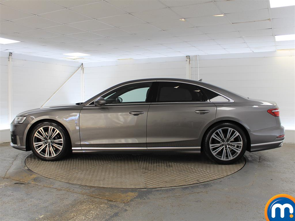 Audi A8 S Line Automatic Diesel Saloon - Stock Number (999307) - Passenger side