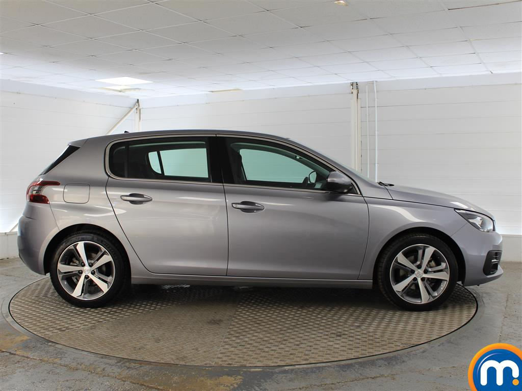 Peugeot 308 Allure Automatic Petrol Hatchback - Stock Number (993818) - Drivers side