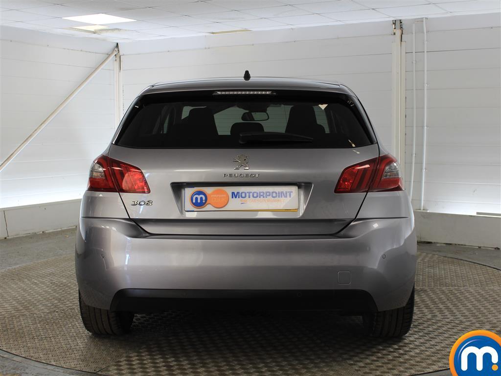 Peugeot 308 Allure Automatic Petrol Hatchback - Stock Number (993818) - Rear bumper