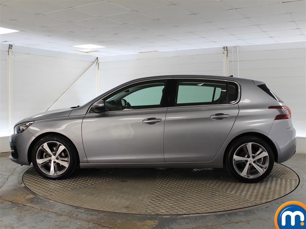 Peugeot 308 Allure Automatic Petrol Hatchback - Stock Number (993818) - Passenger side