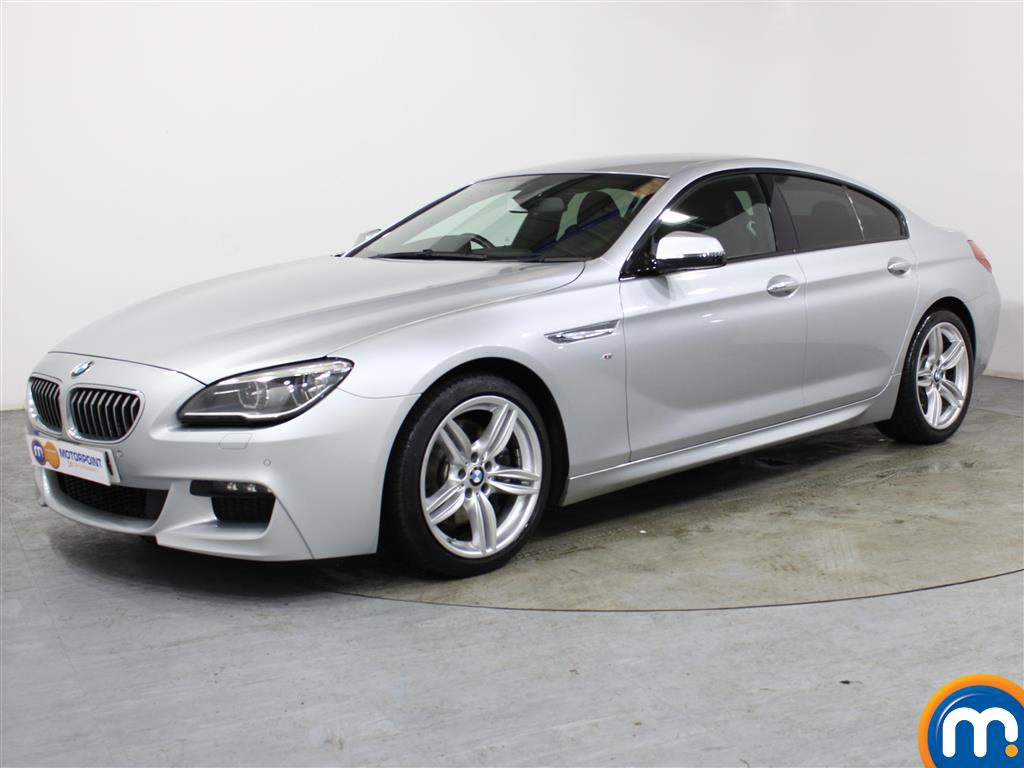 BMW 6 Series M Sport Automatic Diesel Saloon - Stock Number (994361) - Passenger side front corner