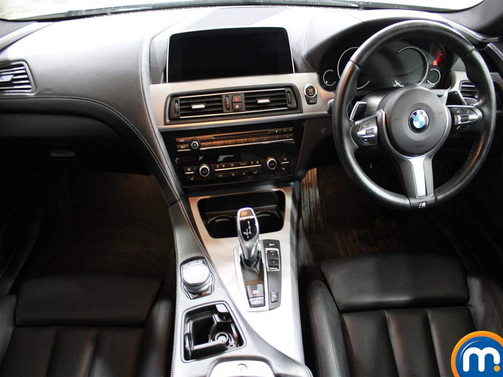 BMW 6 Series M Sport Automatic Diesel Saloon - Stock Number (994361) - 5th supplementary image