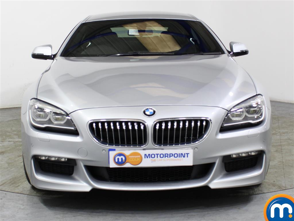 BMW 6 Series M Sport Automatic Diesel Saloon - Stock Number (994361) - Front bumper