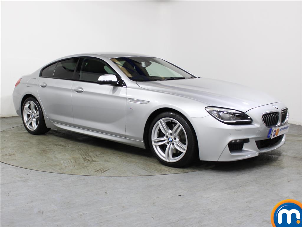 BMW 6 Series M Sport Automatic Diesel Saloon - Stock Number (994361) - Drivers side front corner