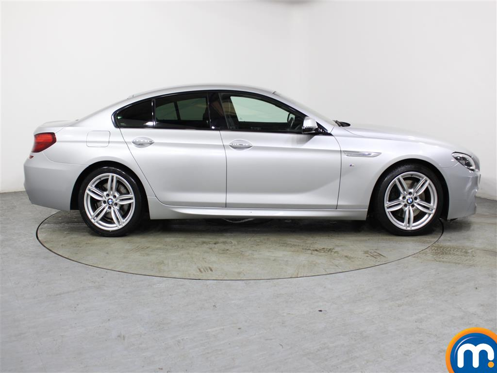 BMW 6 Series M Sport Automatic Diesel Saloon - Stock Number (994361) - Drivers side