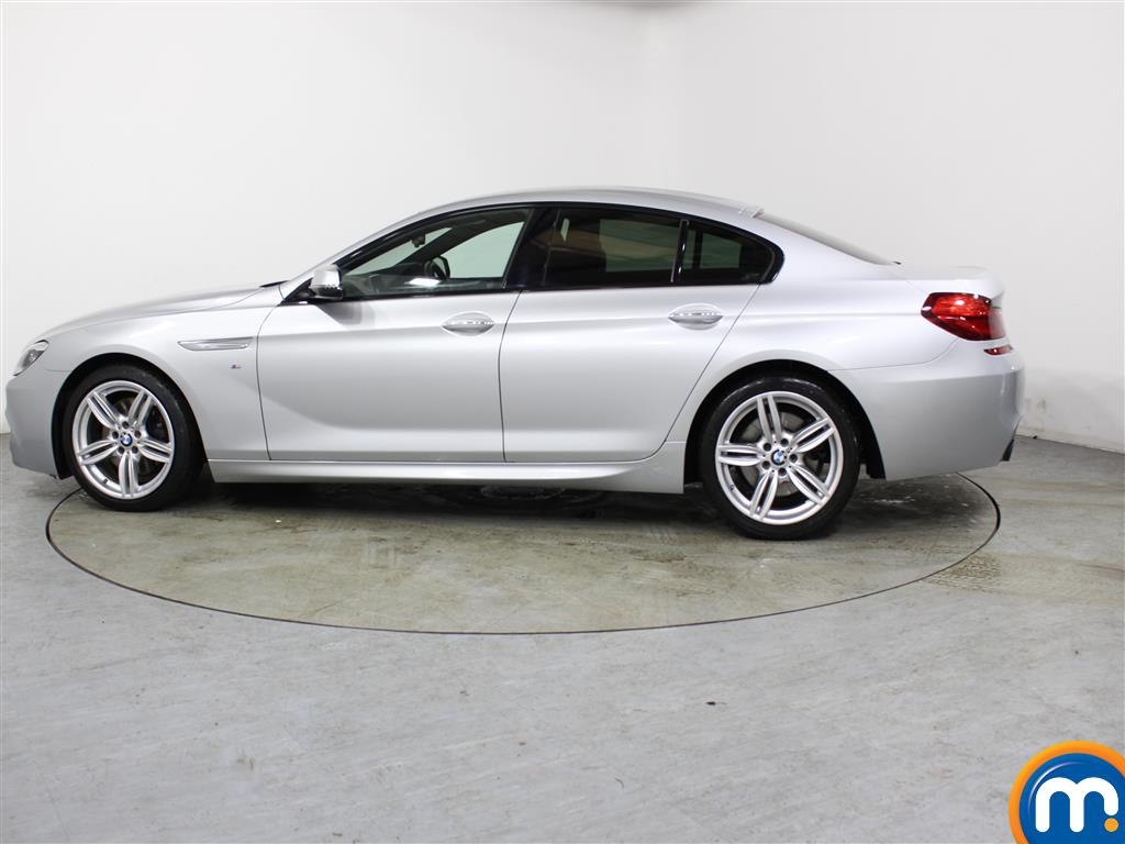 BMW 6 Series M Sport Automatic Diesel Saloon - Stock Number (994361) - Passenger side