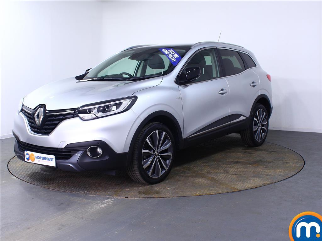 Renault Kadjar Signature Nav - Stock Number (998552) - Passenger side front corner