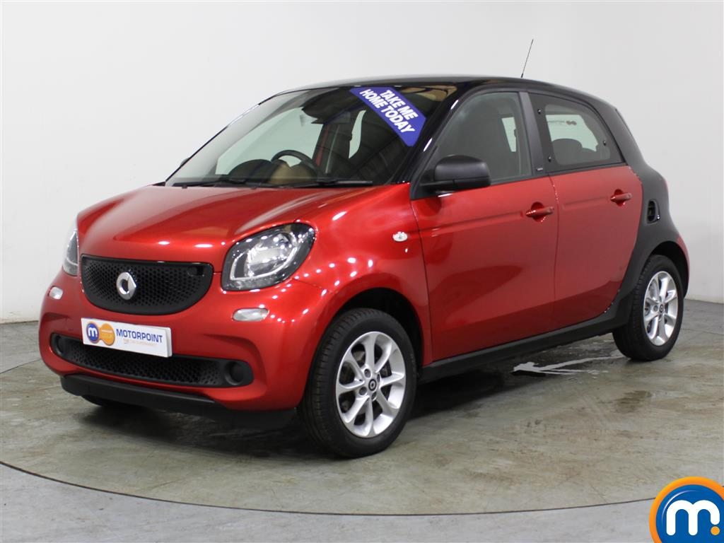 Smart Forfour Hatchback Passion - Stock Number (995984) - Passenger side front corner