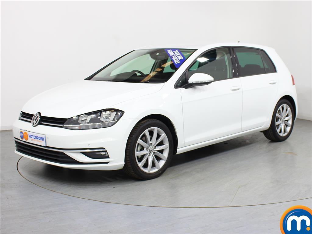 Volkswagen Golf GT - Stock Number (1002844) - Passenger side front corner
