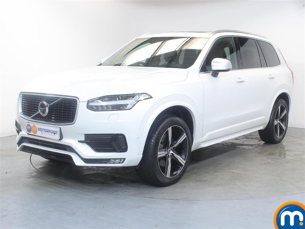 Volvo Xc90 R DESIGN - Stock Number (983364) - Passenger side front corner