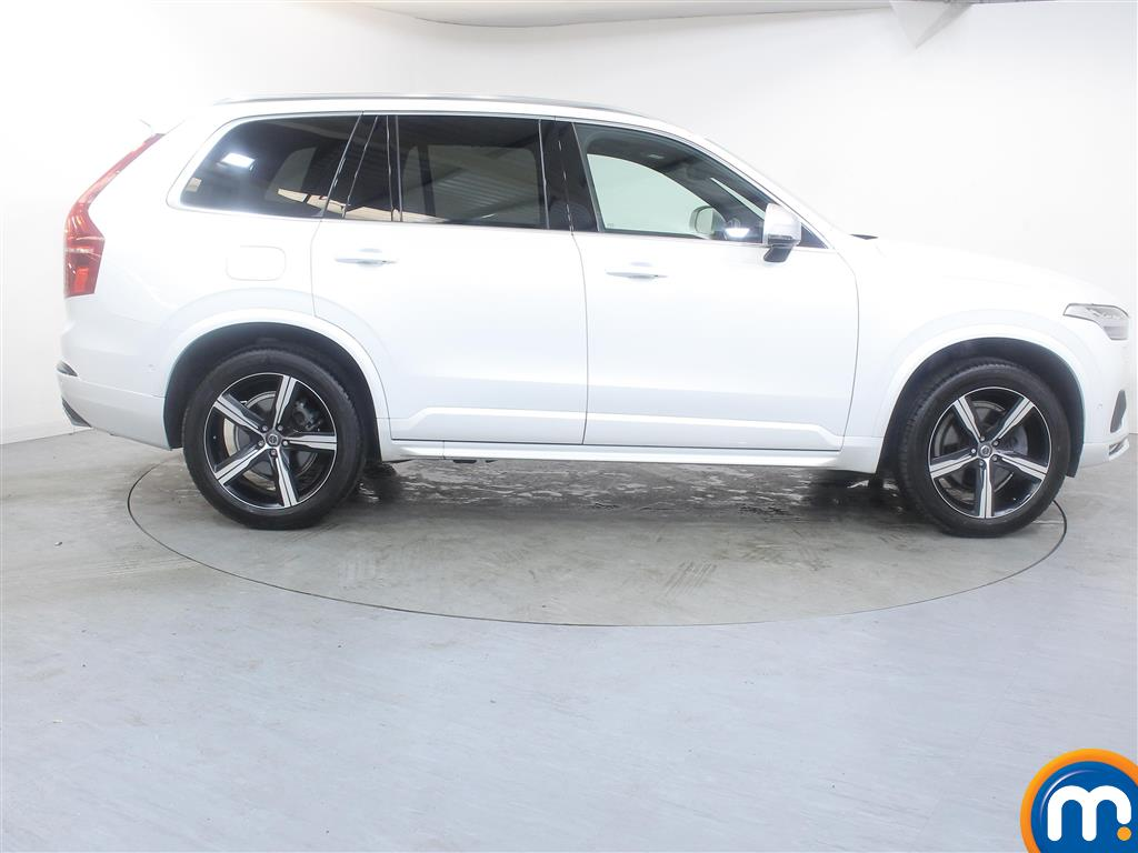 Volvo Xc90 R Design Automatic Diesel 4X4 - Stock Number (983364) - Drivers side