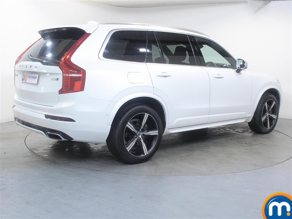 Volvo Xc90 R Design Automatic Diesel 4X4 - Stock Number (983364) - Drivers side rear corner