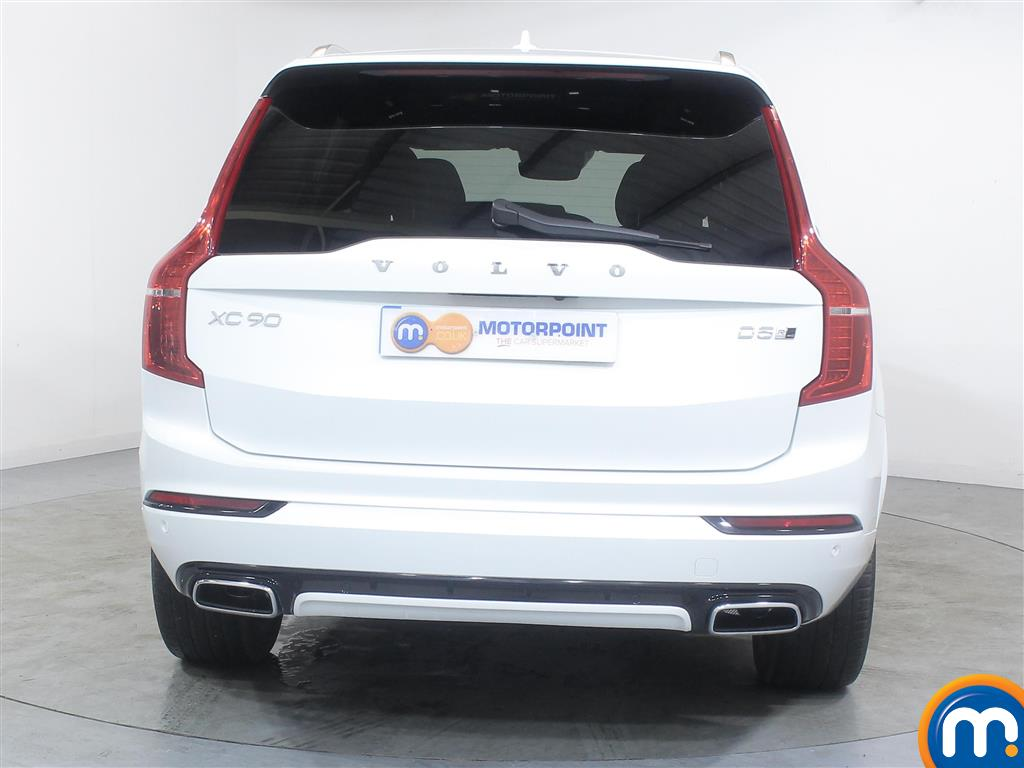 Volvo Xc90 R Design Automatic Diesel 4X4 - Stock Number (983364) - Rear bumper