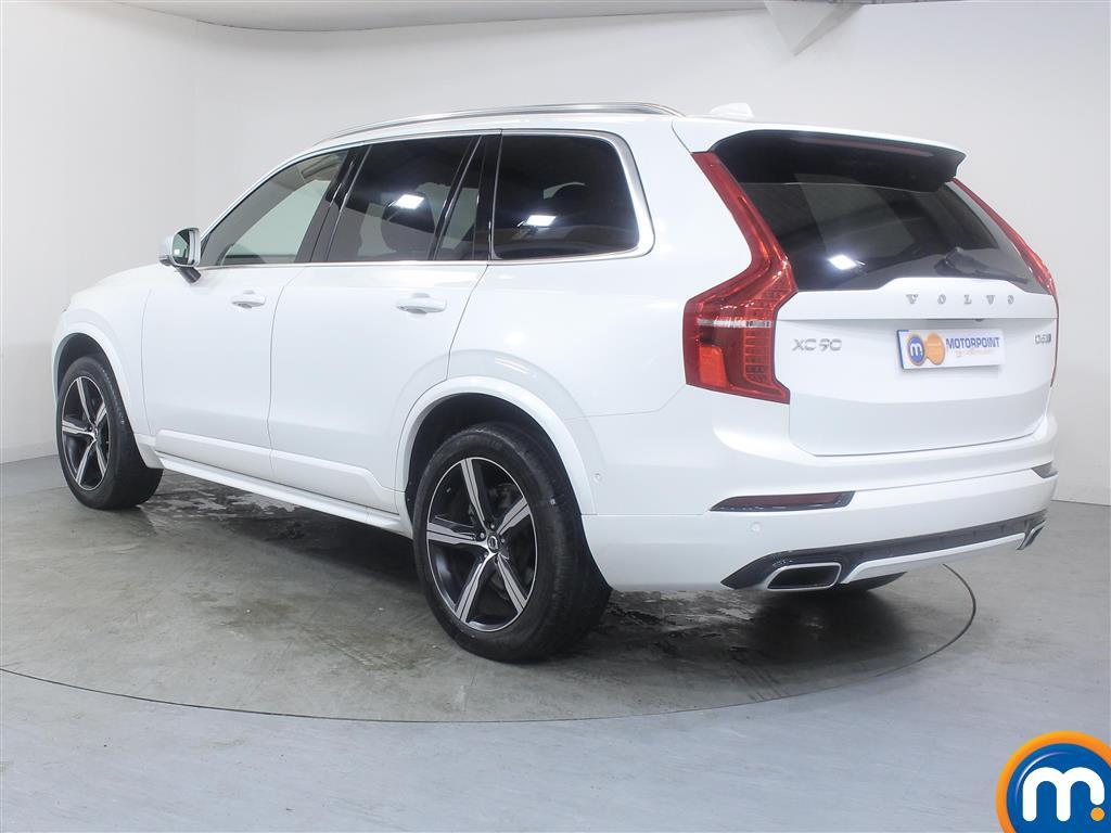 Volvo Xc90 R Design Automatic Diesel 4X4 - Stock Number (983364) - Passenger side rear corner