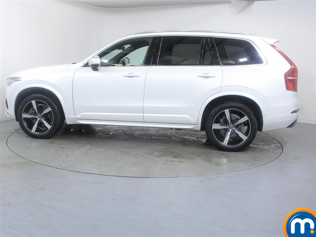 Volvo Xc90 R Design Automatic Diesel 4X4 - Stock Number (983364) - Passenger side