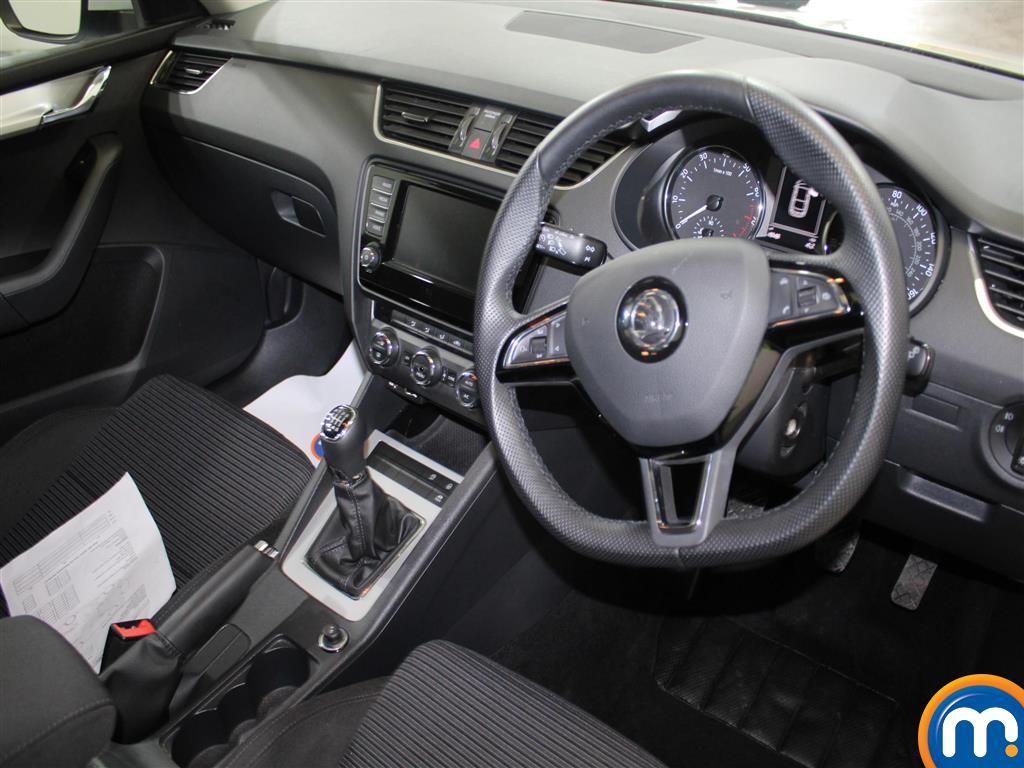 Skoda Octavia Se Sport Manual Petrol Hatchback - Stock Number (991402) - 2nd supplementary image