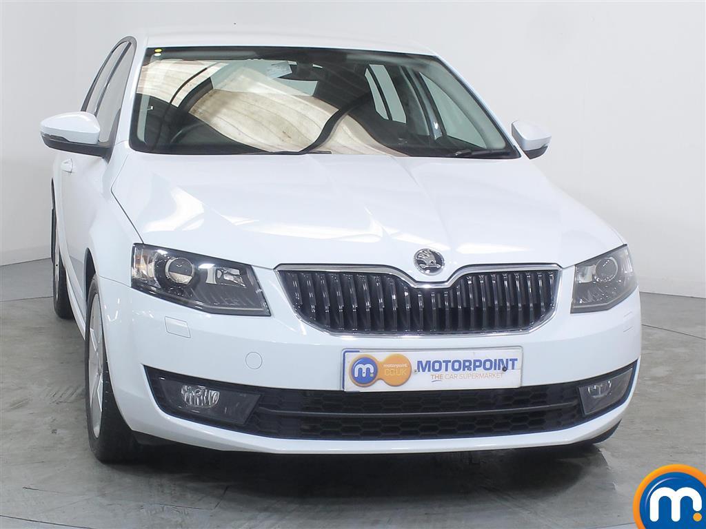 Skoda Octavia Se Sport Manual Petrol Hatchback - Stock Number (991402) - Front bumper