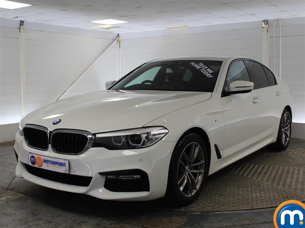 BMW 5 Series M Sport - Stock Number (986371) - Passenger side front corner