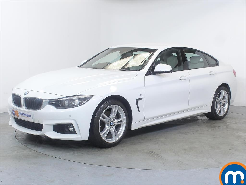 BMW 4 Series M Sport - Stock Number (986256) - Passenger side front corner