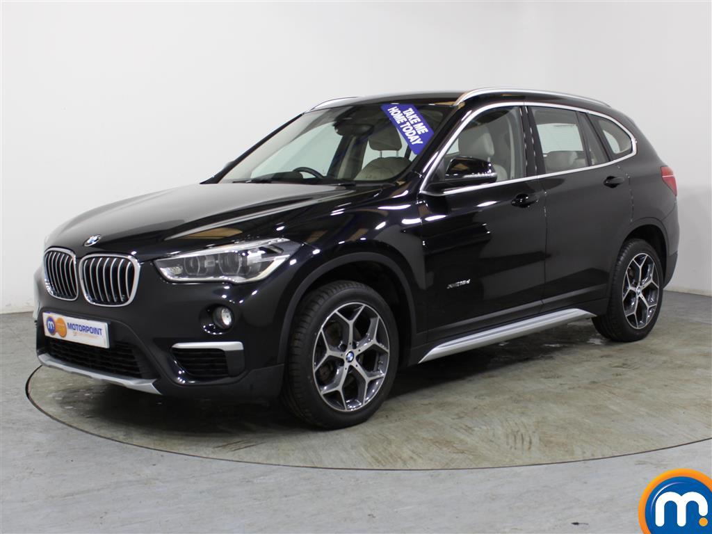 BMW X1 xLine - Stock Number (990411) - Passenger side front corner