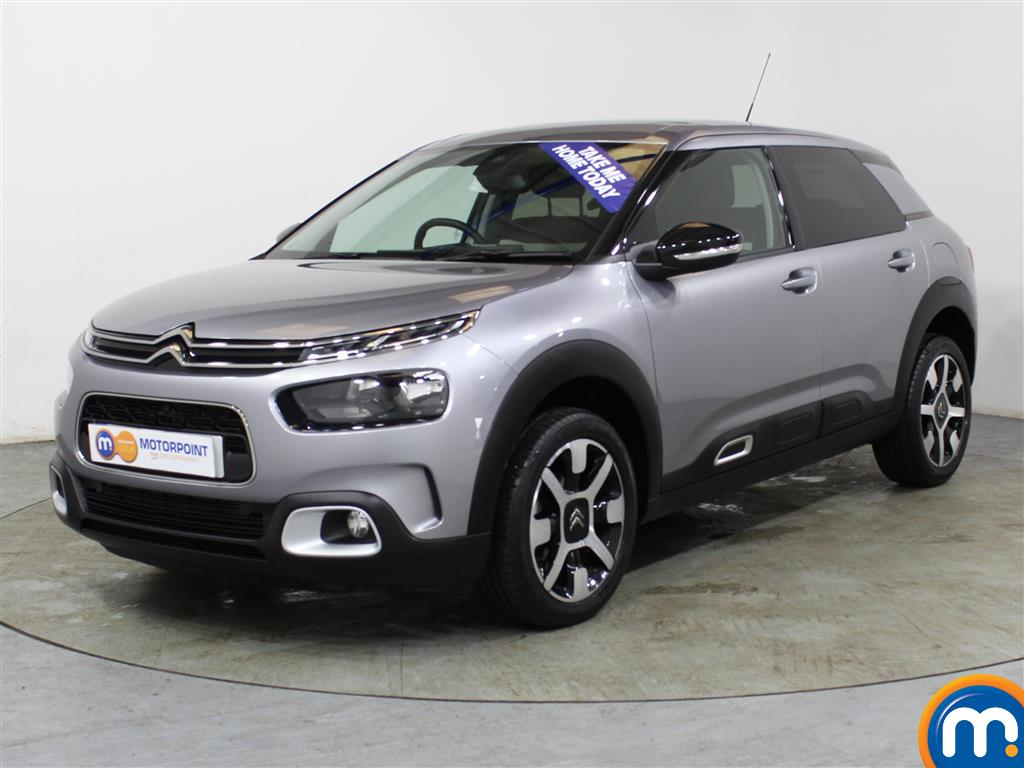 Citroen C4 Cactus Flair - Stock Number (991078) - Passenger side front corner