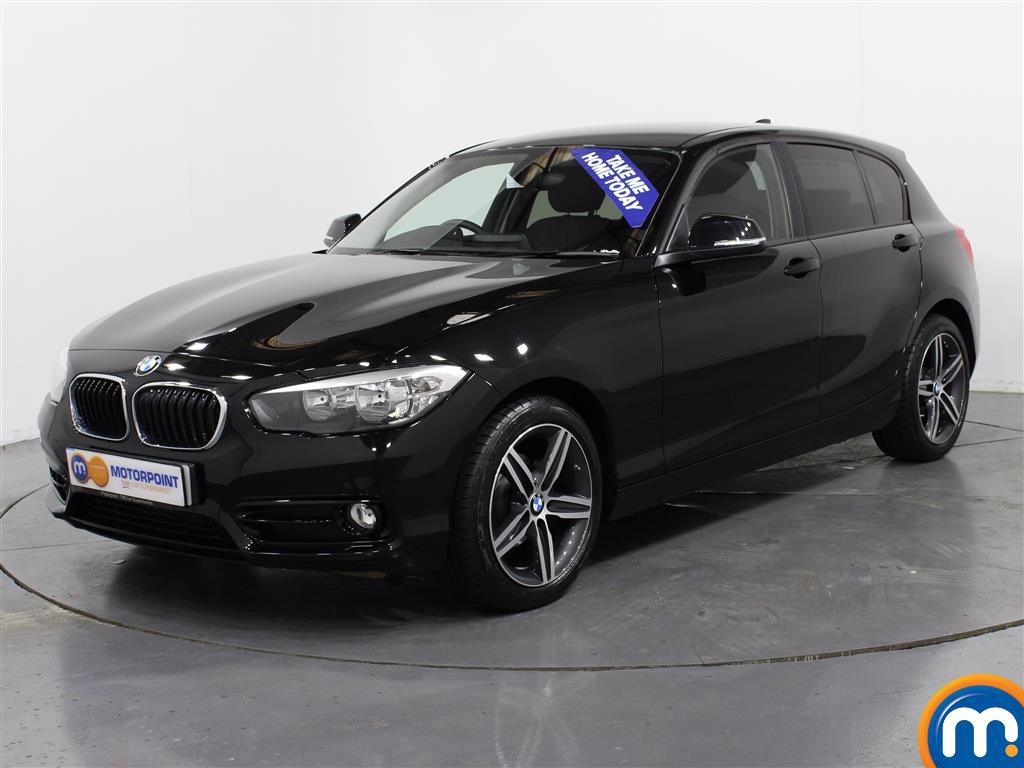 BMW 1 Series Sport - Stock Number (994682) - Passenger side front corner