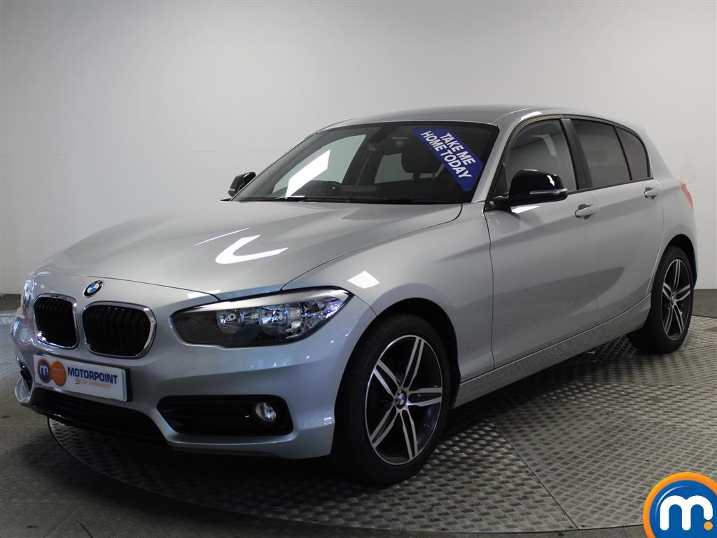 BMW 1 Series Sport - Stock Number (998213) - Passenger side front corner