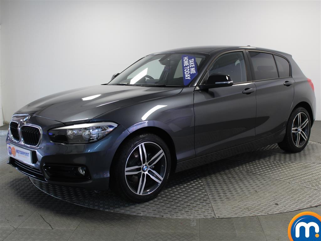 BMW 1 Series Sport - Stock Number (994670) - Passenger side front corner