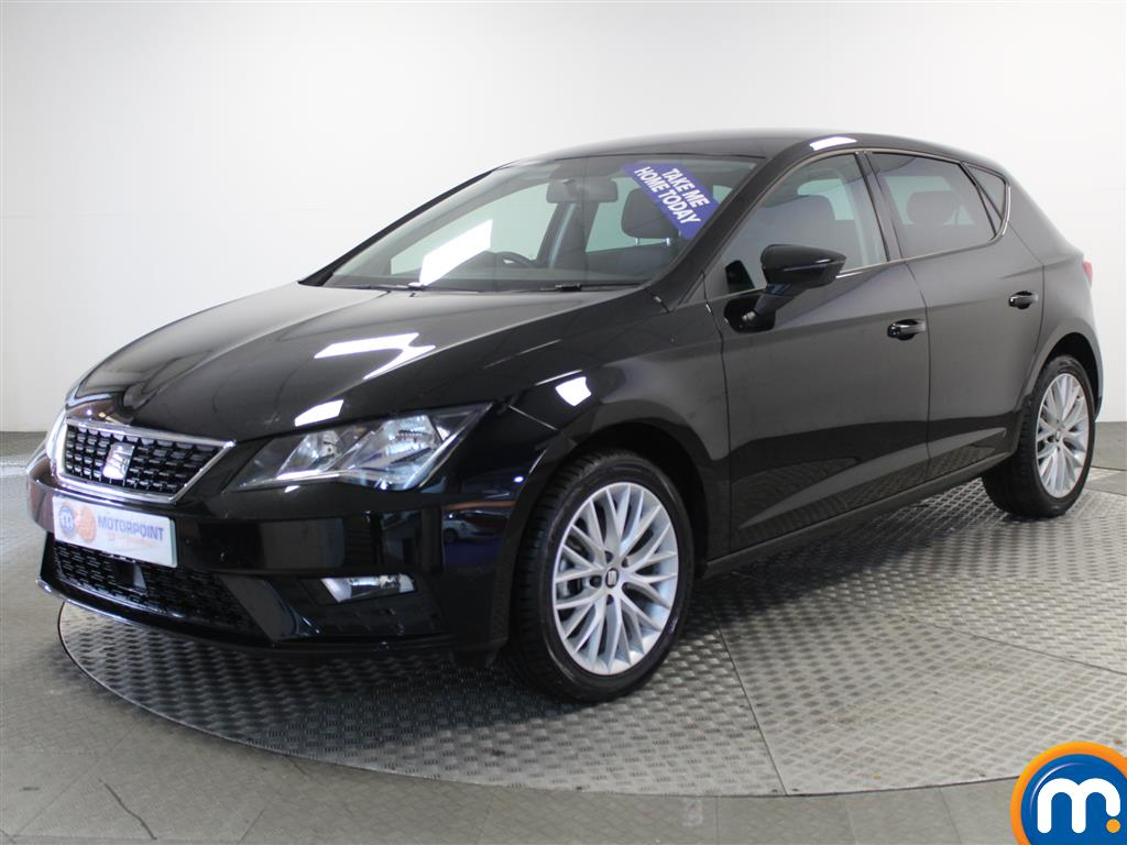 Seat Leon SE Dynamic Technology - Stock Number (999514) - Passenger side front corner