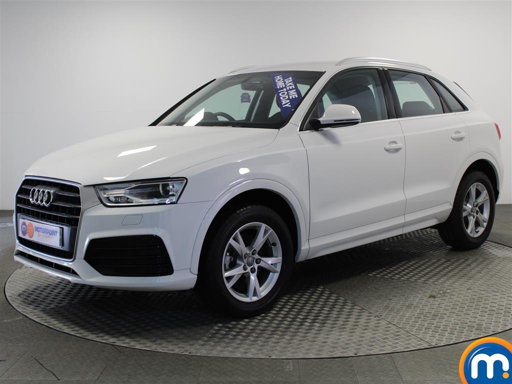Audi Q3 Sport - Stock Number (999210) - Passenger side front corner