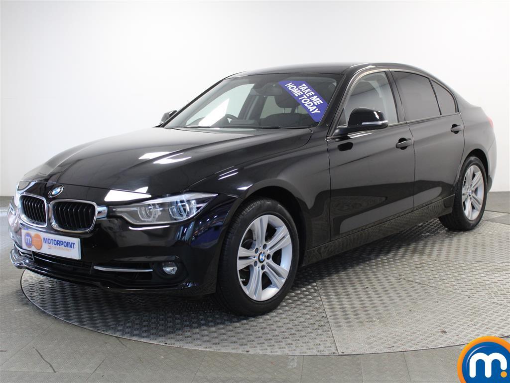BMW 3 Series Sport - Stock Number (998806) - Passenger side front corner