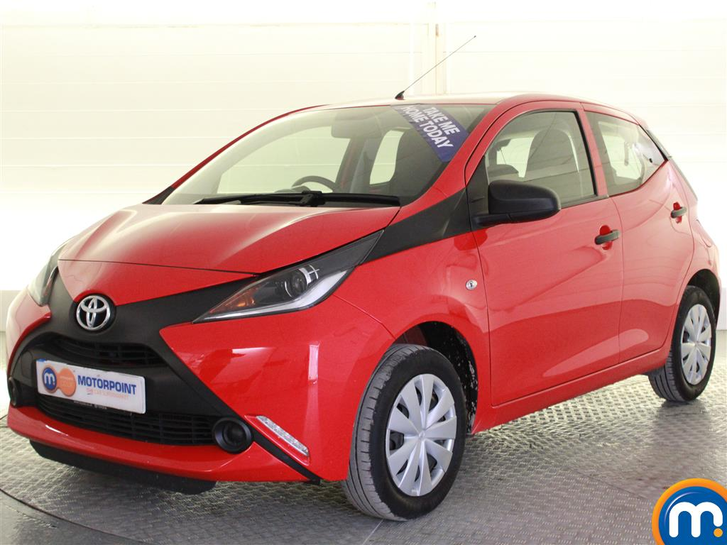 Toyota Aygo X - Stock Number (1000942) - Passenger side front corner