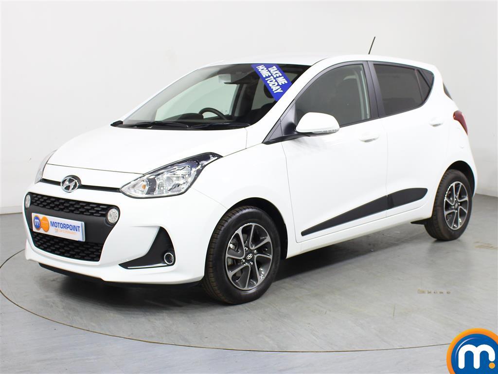 Hyundai I10 Premium - Stock Number (996777) - Passenger side front corner