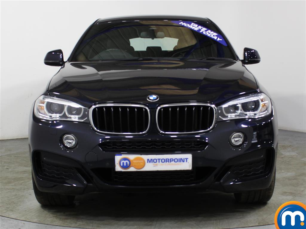 BMW X6 M Sport Automatic Diesel Estate - Stock Number (989585) - Front bumper