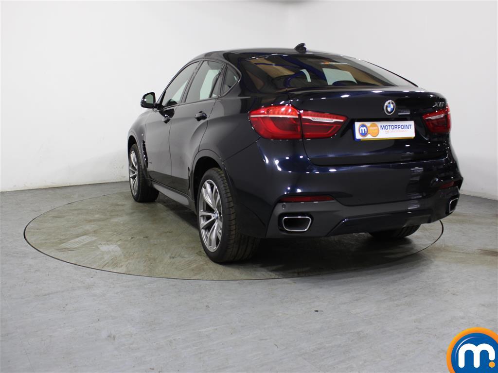 BMW X6 M Sport Automatic Diesel Estate - Stock Number (989585) - Passenger side rear corner