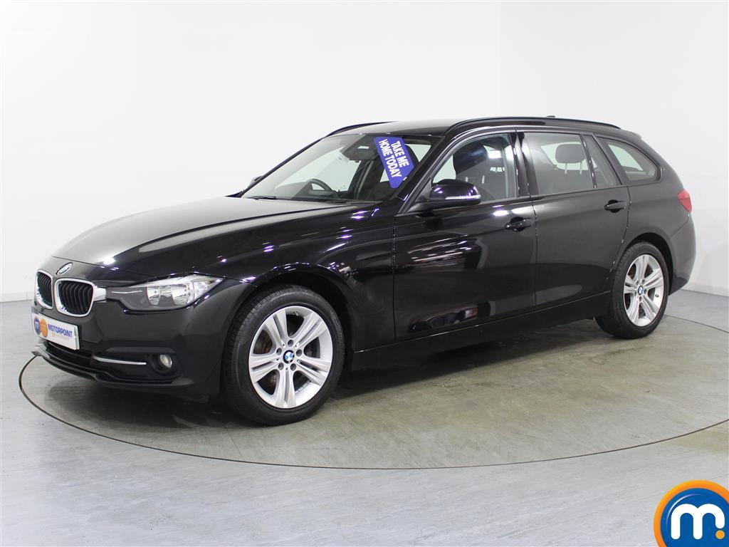 BMW 3 Series Sport - Stock Number (1000529) - Passenger side front corner