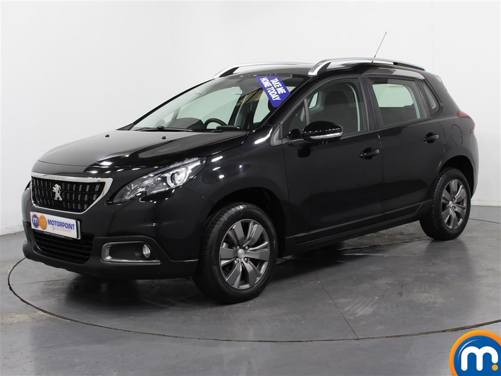 Peugeot 2008 Active - Stock Number (993827) - Passenger side front corner