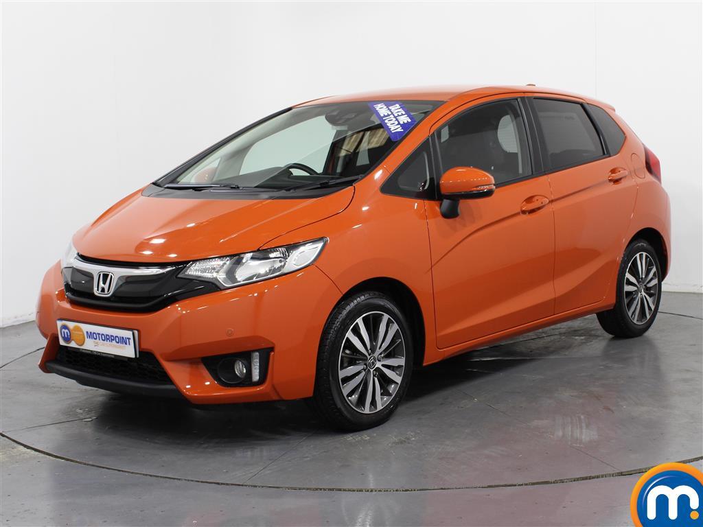 Honda Jazz EX - Stock Number (997522) - Passenger side front corner