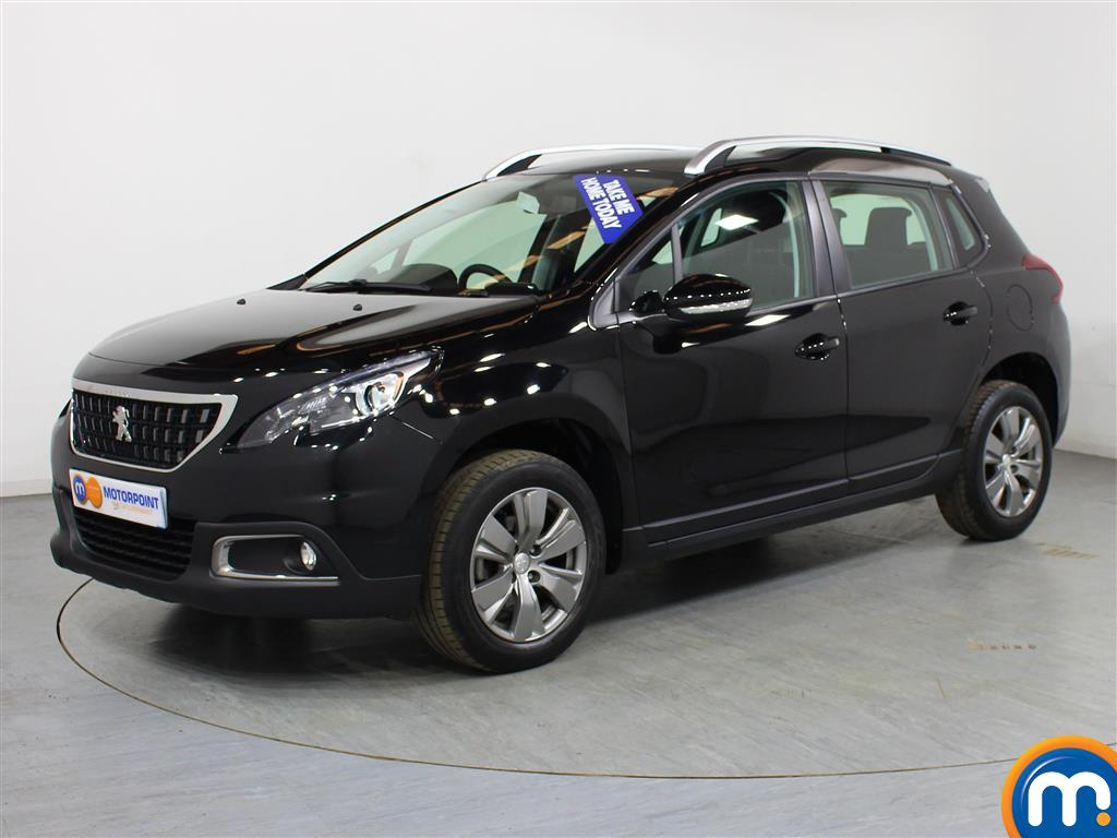 Peugeot 2008 Active - Stock Number (1000826) - Passenger side front corner