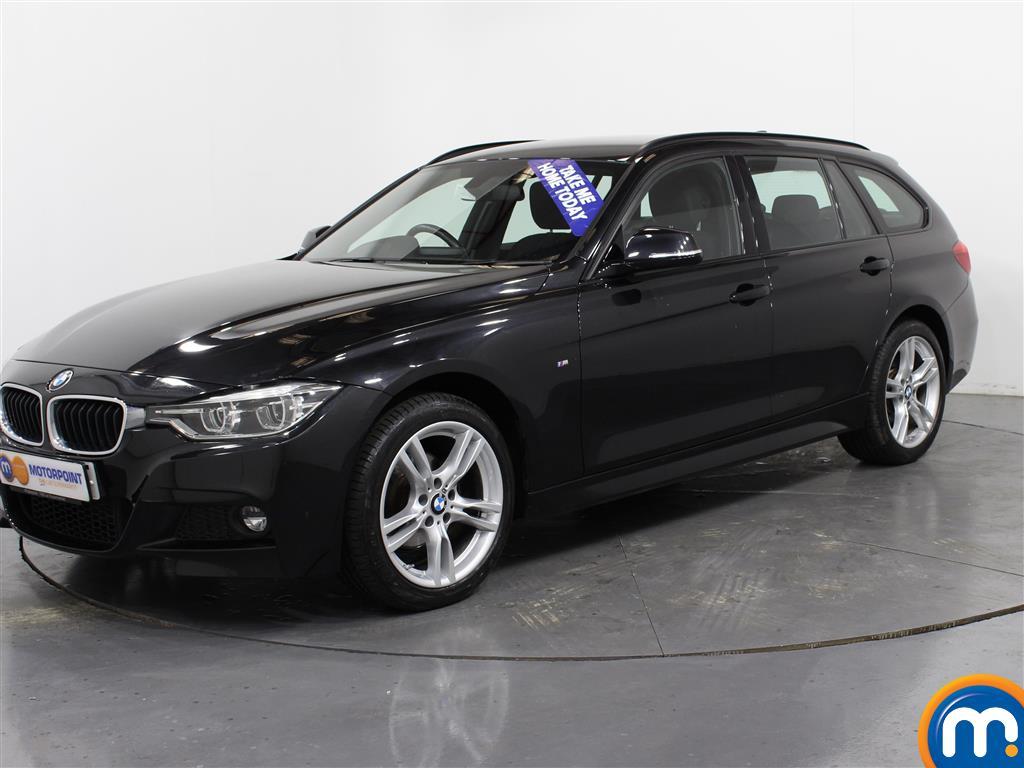 BMW 3 Series M Sport - Stock Number (993698) - Passenger side front corner
