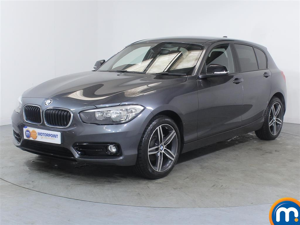 BMW 1 Series Sport - Stock Number (994677) - Passenger side front corner