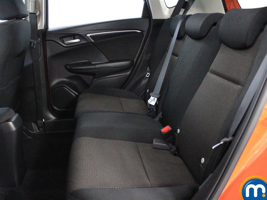Honda Jazz EX Manual Petrol Hatchback - Stock Number (997570) - 2nd supplementary image