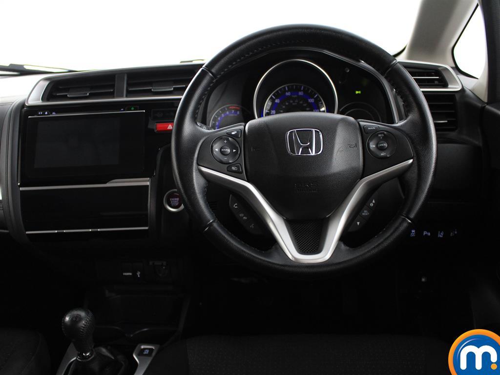 Honda Jazz EX Manual Petrol Hatchback - Stock Number (997570) - 3rd supplementary image