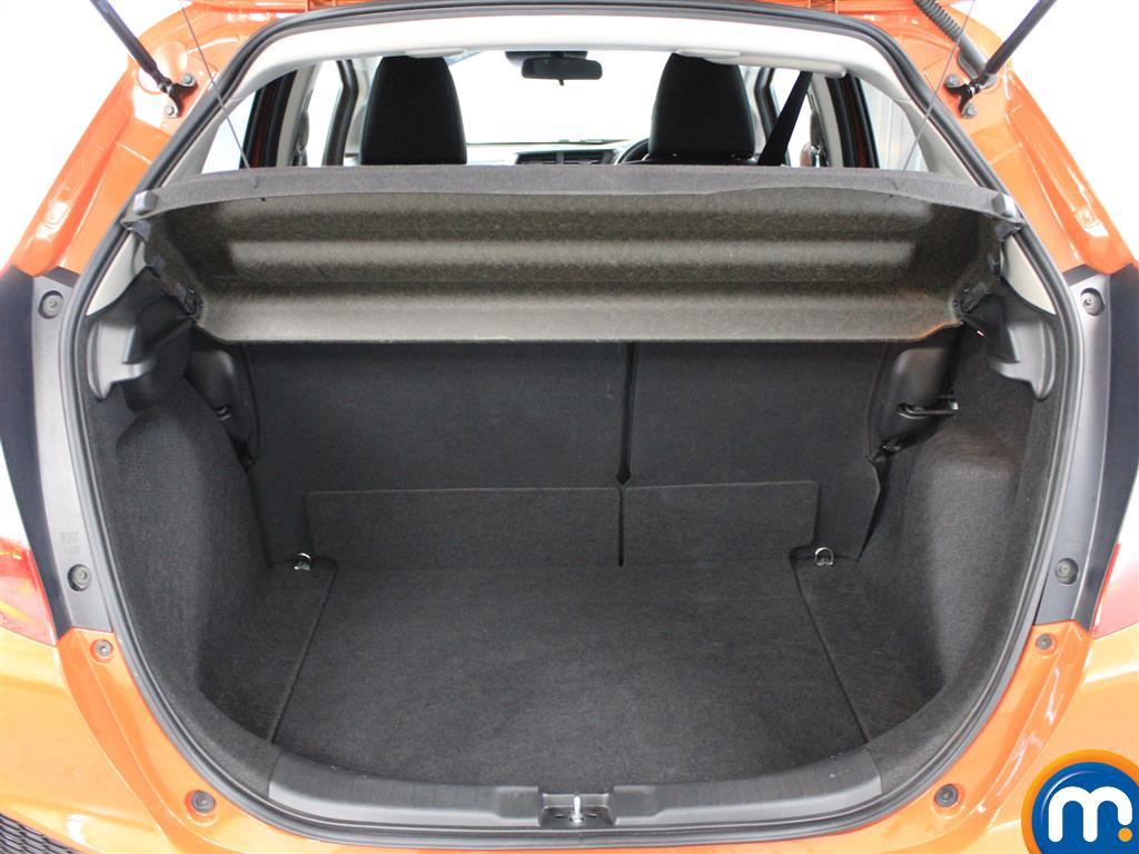 Honda Jazz EX Manual Petrol Hatchback - Stock Number (997570) - 4th supplementary image
