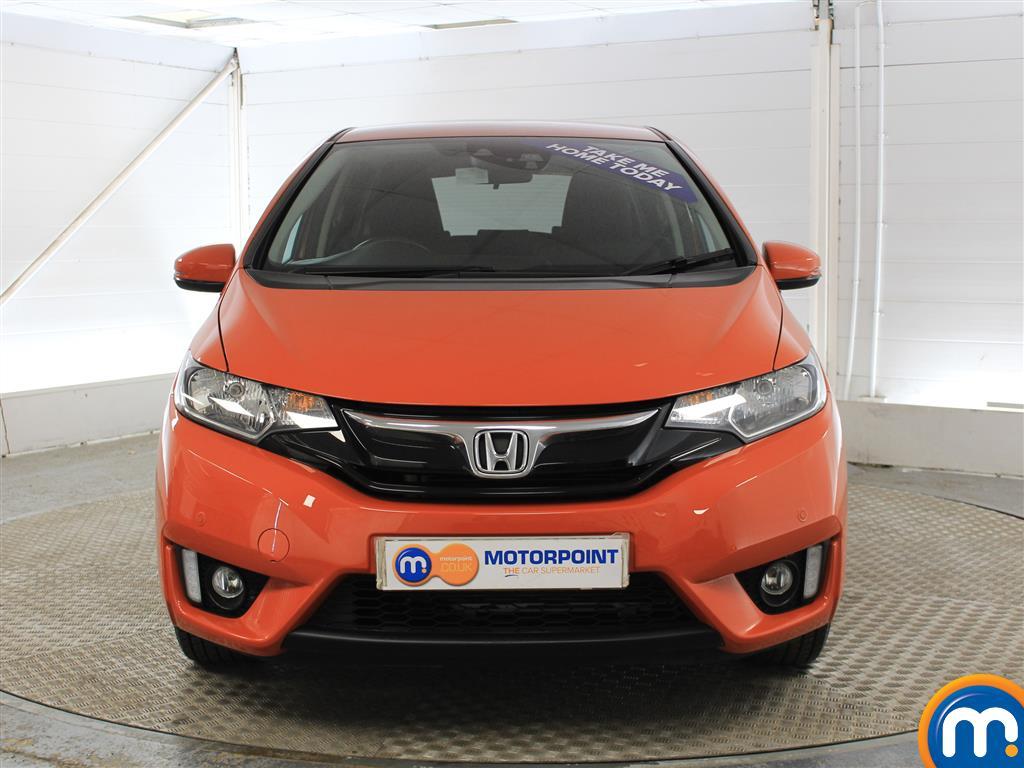 Honda Jazz EX Manual Petrol Hatchback - Stock Number (997570) - Front bumper