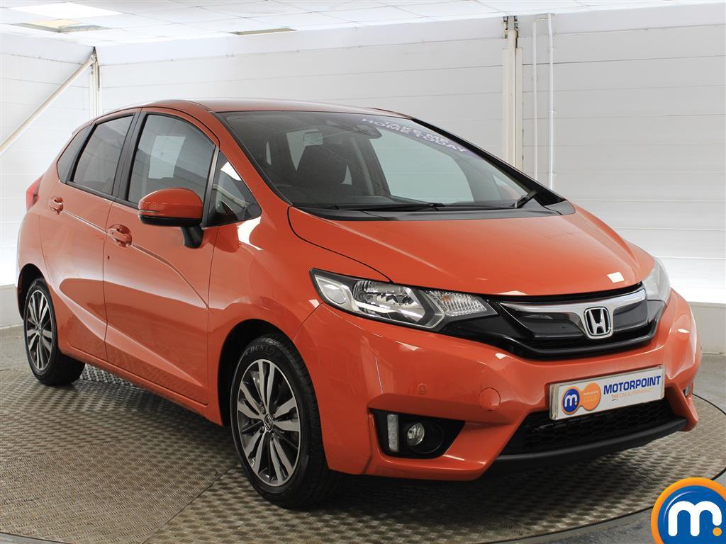 Honda Jazz EX Manual Petrol Hatchback - Stock Number (997570) - Drivers side front corner
