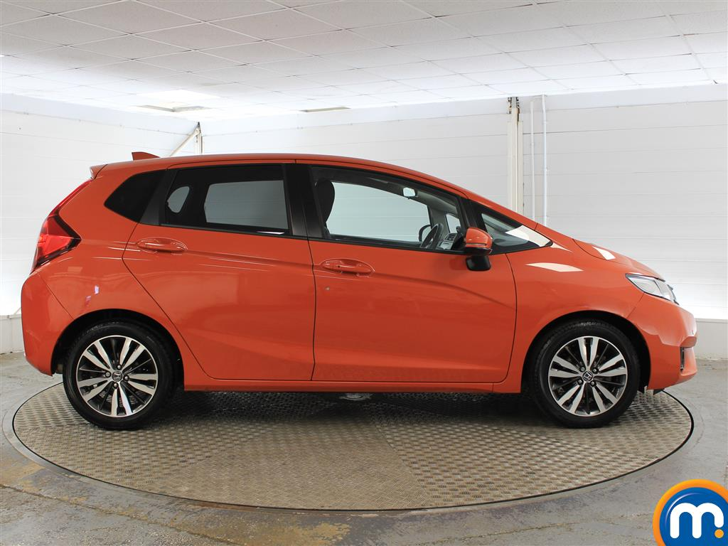 Honda Jazz EX Manual Petrol Hatchback - Stock Number (997570) - Drivers side