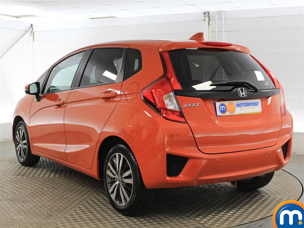 Honda Jazz EX Manual Petrol Hatchback - Stock Number (997570) - Passenger side rear corner