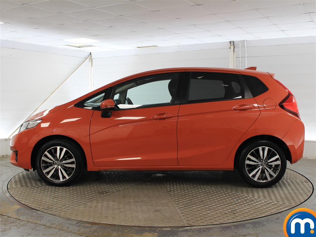 Honda Jazz EX Manual Petrol Hatchback - Stock Number (997570) - Passenger side